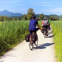 Fahrradtour Bayern
